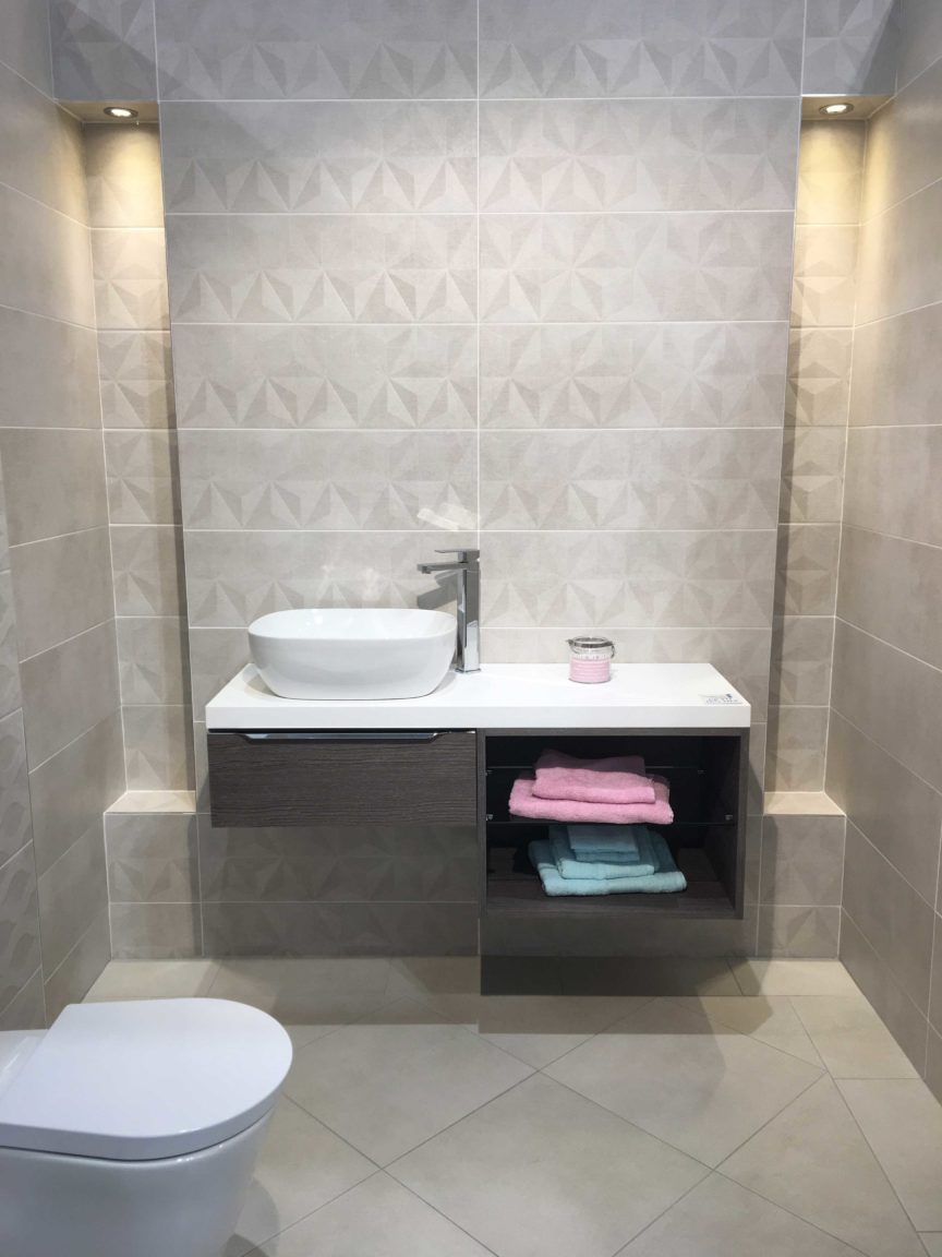 Bathroom Suite and Bathroom Tiles Ireland