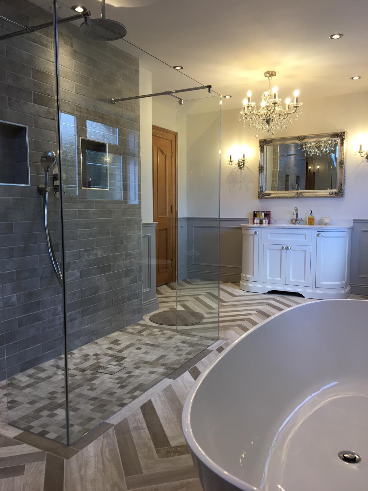 Traditional Bathroom, Laura Ashley Bathroom Design